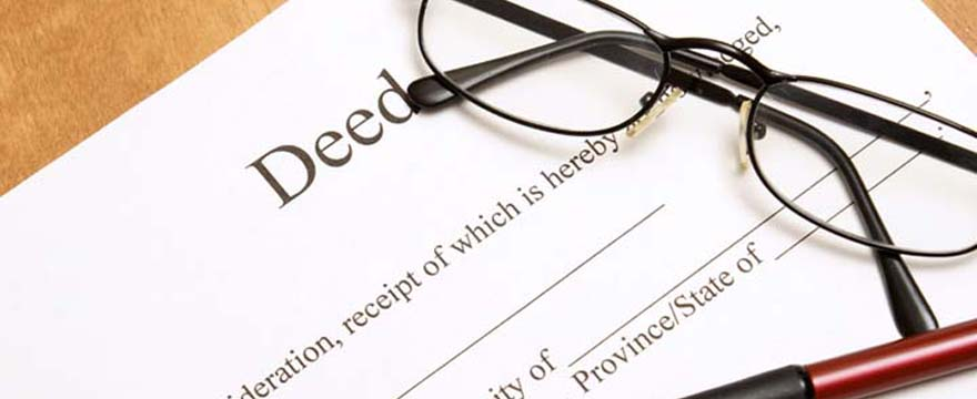 What You Need to Know about Deeds in Texas | AMI House Buyers